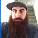 Dan, today's beard photo 7