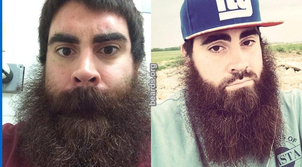 Dan, today's beard featured image, 2017/01/05