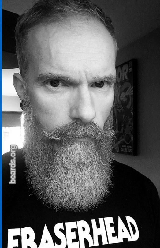 David, beard photo 2
