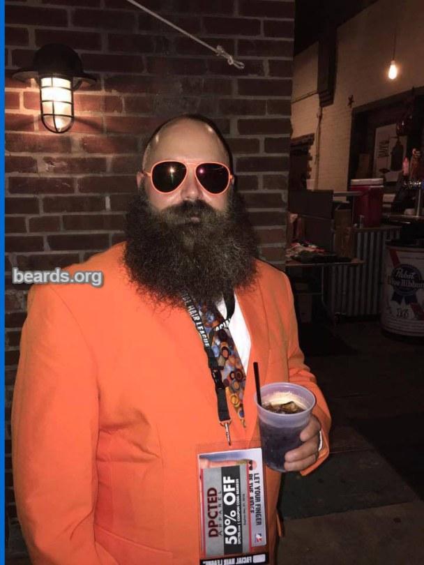 Doug's mighty beard, photo 5