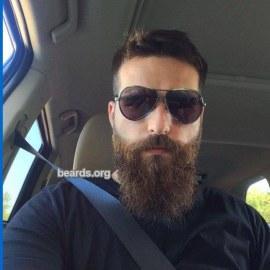 Marcin, beard photo 2