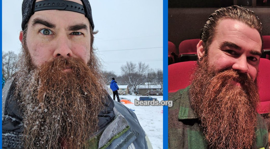 Mike, featured beard image 2016/01/26