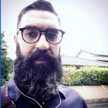Thiago, beard photo 3