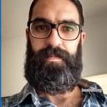 Thiago, beard photo 5