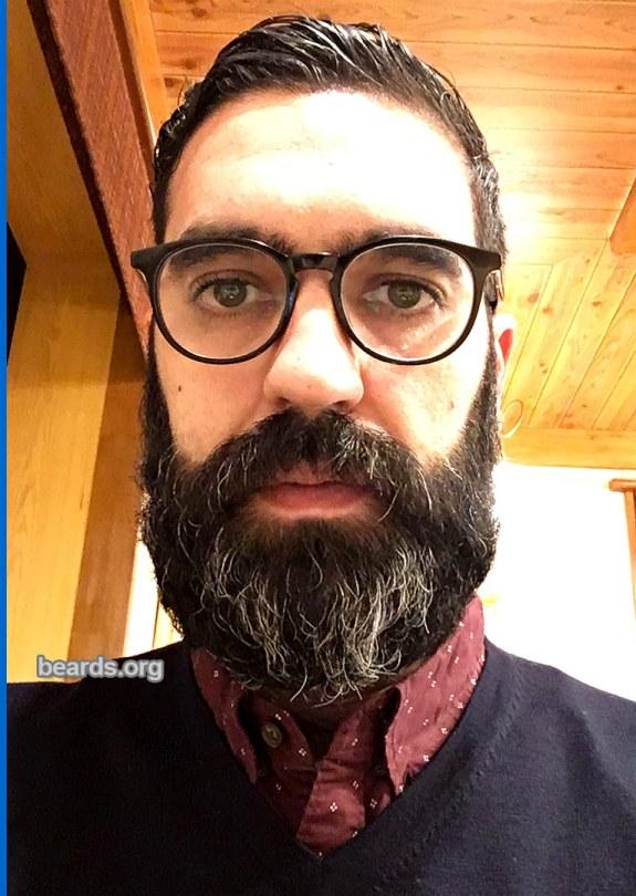 Thiago, beard photo 10