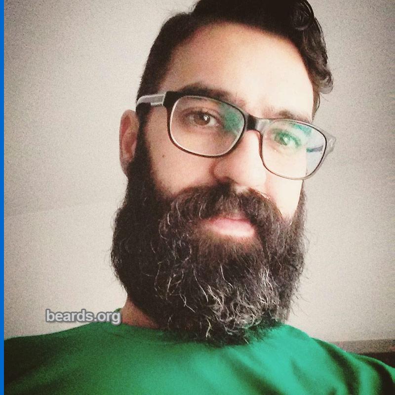 Thiago, beard photo 11