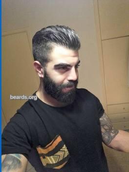 Stelios beard photo 3