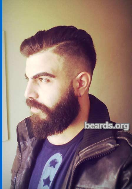 Stelios beard photo 4