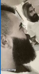 Stelios beard photo 7