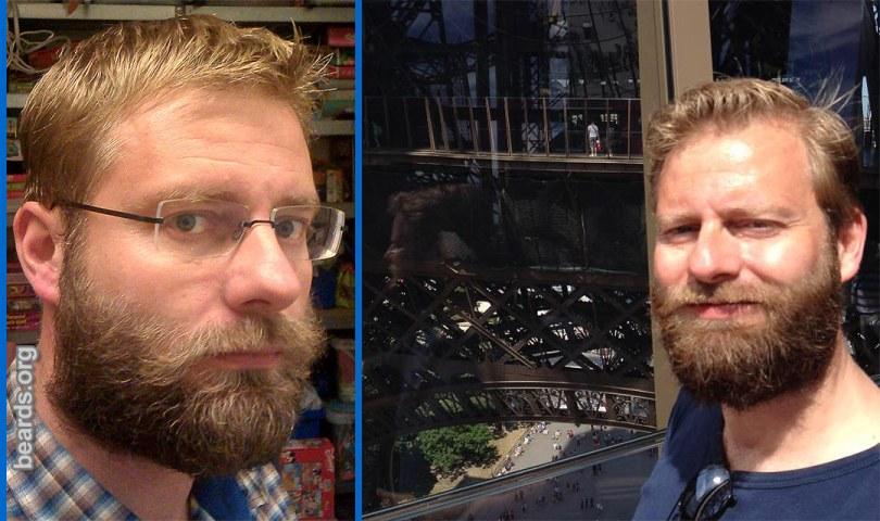 William, today's beard, 2017/03/14, featured photos