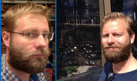 William: today's beard, 2017/03/14, featured photos