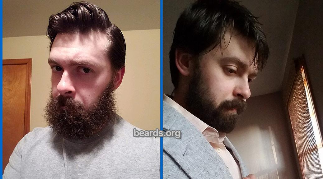 Derrick, featured beard image