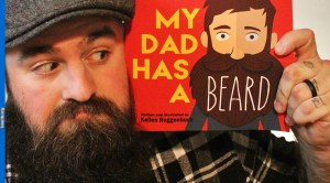 Book: My Dad Has a Beard, featured image