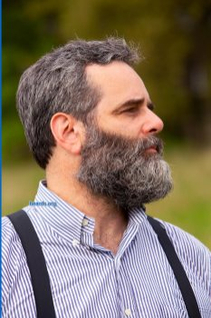 Scott, beard photo 3: all about beards, 23 years