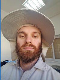 Michael's beard on 2019/01/30, image 1