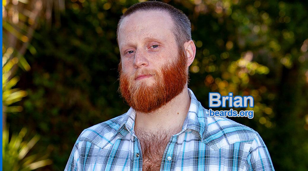 Brian's brilliant beard feature image 1