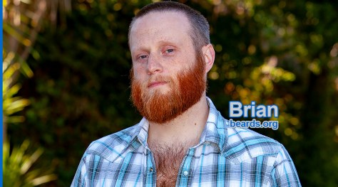 Brian's brilliant beard feature image 1
