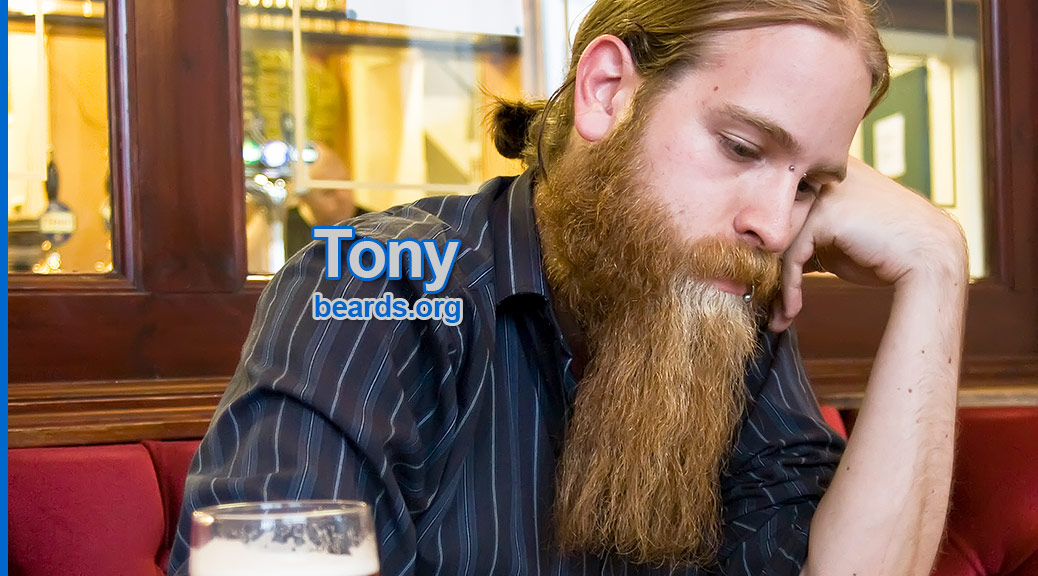 Tony's terrific beard feature image 1