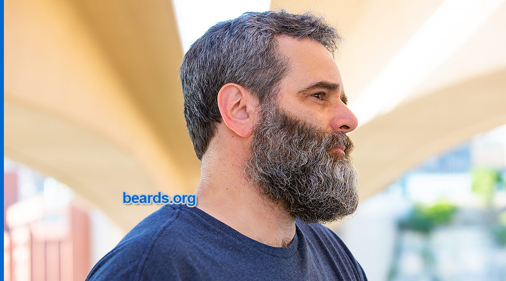 Featured Beards, featured image: Scott
