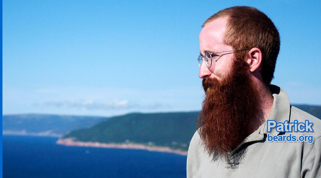 Patrick's incredible beard featured image 1