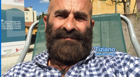 Tiziano's magnificent beard, featured image 1