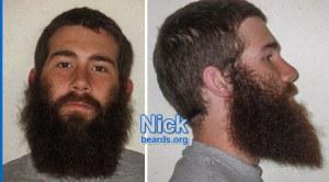 Nick's amazing beard feature image 1