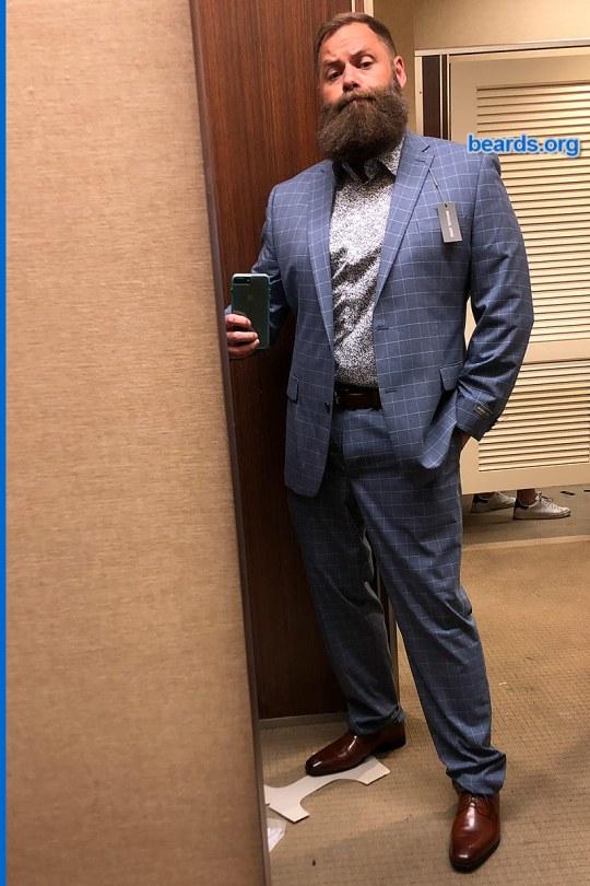 Chris' beard update photo 5