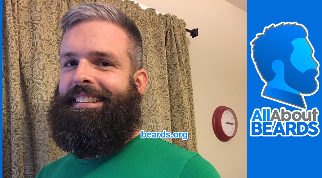 blog.beards.org and Today's Beard, Ben, featured image