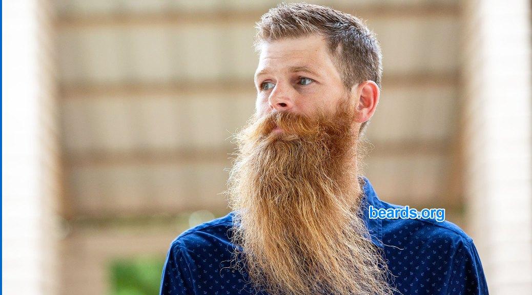 Wade's beard: wow! Featured image.