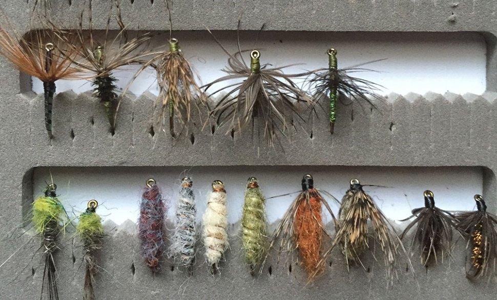 tenkare-flies