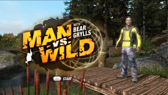 Man Vs Wild The Game Beargryllsfr