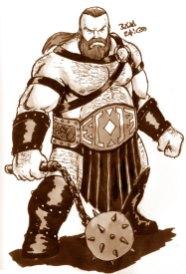 Grizzly Márbaro