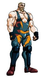 Fatal Fury 2 (bersão do anime