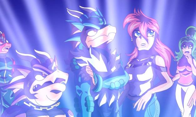 Série de hq XDragoon completa 10 Anos e lança novo episódio animado!