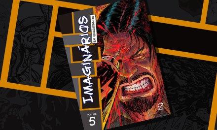 Imaginários em Quadrinhos vol.5 em pré-venda!