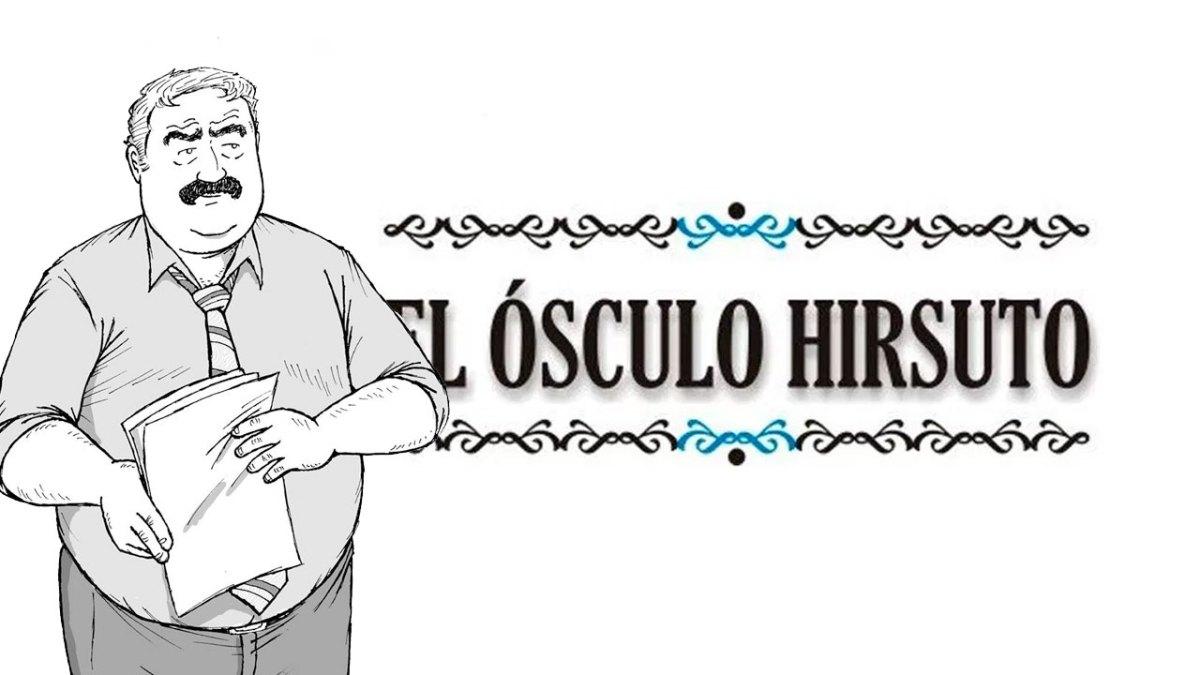 EL ÓSCULO HIRSUTO 2 - 111 ~ 115