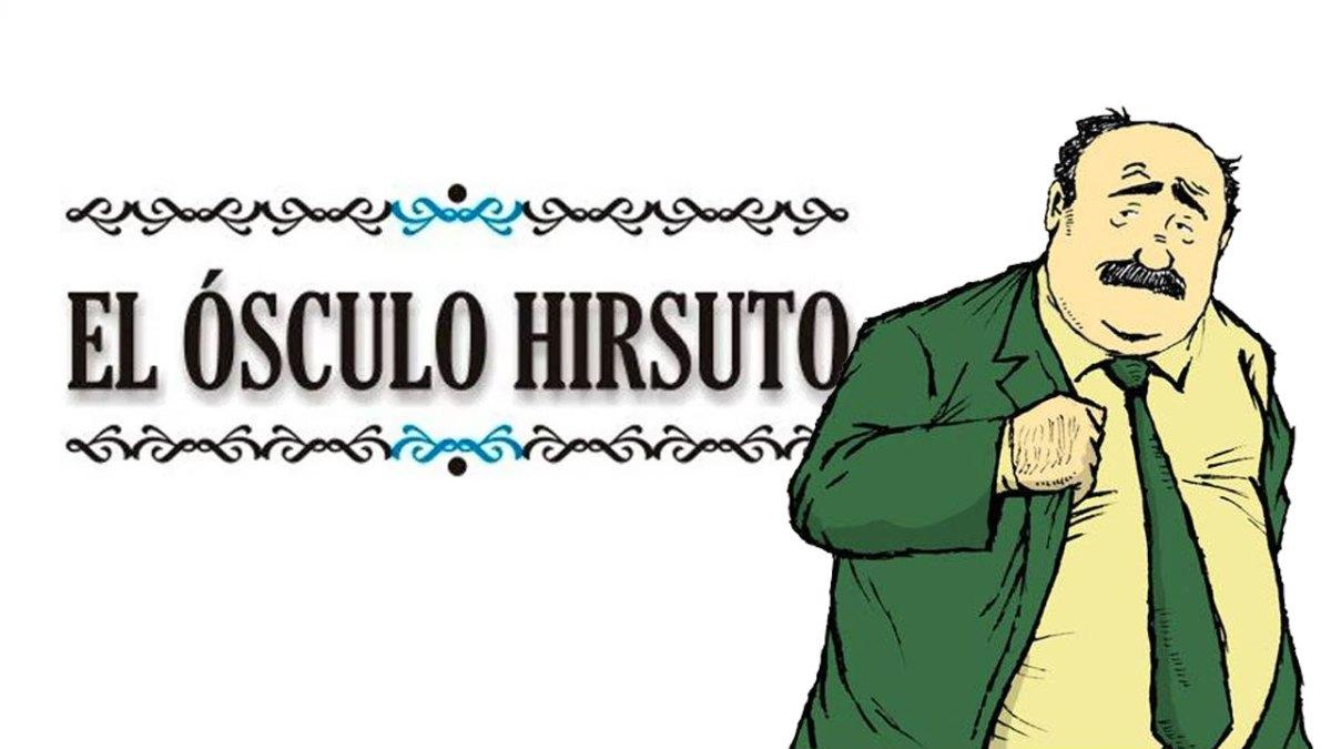 EL ÓSCULO HIRSUTO 2 - 121 ~ 125