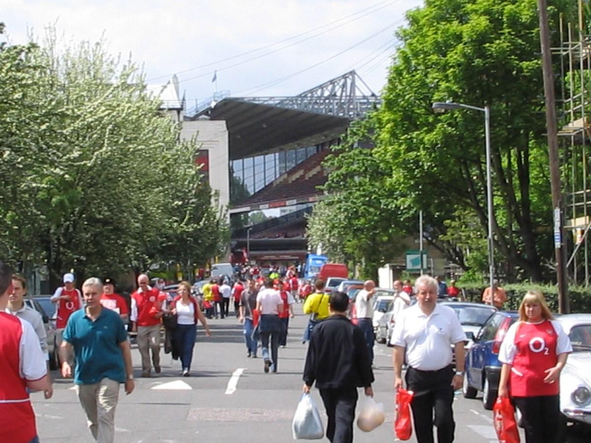 PLAY: Hjärtat i Arsenal