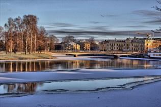 2012_11 - Klarälven, västra grenen, Karlstad