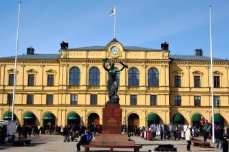 Påskparad i Karlstad 2013 - Tingshuset