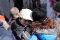 Påskparad i Karlstad 2013 - Smygtittar lite