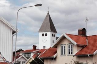 Den leende kyrkan, Skärhamn