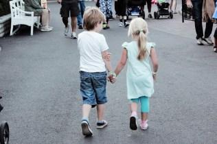 Ung kärlek