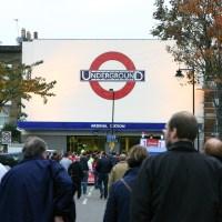 En sväng till London 2007