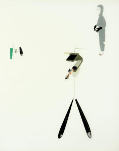 Catharina van Eetvelde, courtesy Galerie Anne Barrault