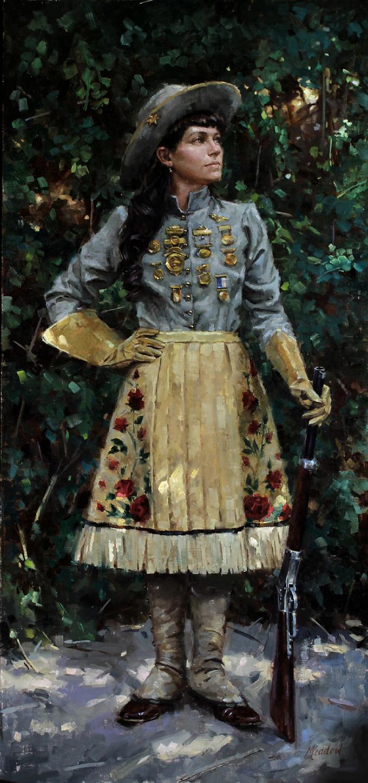 Annie Oakley by Meadow Gist