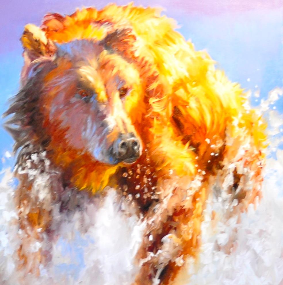 Splash by Linda St. Claire