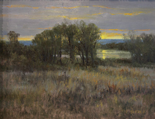 Promise Of A New Day by Jerry Inman