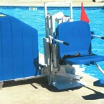 Pool Chair Lift for Red Lodge City Pool