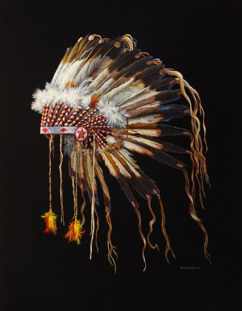Cheyenne by Ron Ukrainetz